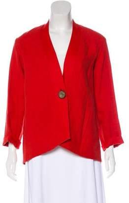 Lafayette 148 Long Sleeve Linen Blazer w/ Tags