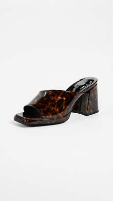 Jeffrey Campbell Suzuci Block Heel Sandals
