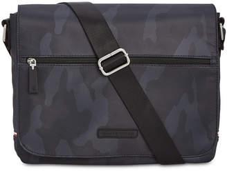 b9e254c16cfb Tommy Hilfiger Men Camo Messenger Bag