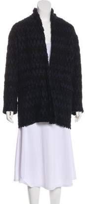 Isabel Marant Textured Short Coat