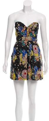 Foley + Corinna Printed Mini Dress