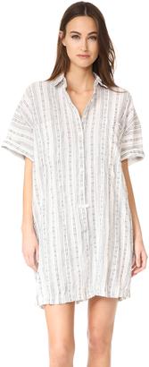 Derek Lam 10 Crosby Short Sleeve Shirtdress $265 thestylecure.com