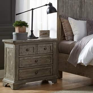 Darby Home Co Barkell 3 Drawer Nightstand Darby Home Co