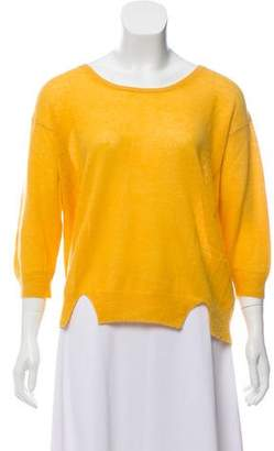 Band Of Outsiders Scoop Neck Sweater