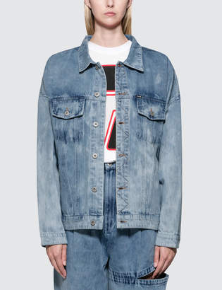 Perks And Mini Psy Life Denim Jacket