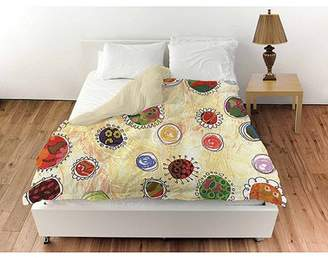 Thumbprintz Funky Flowers Duvet Cover