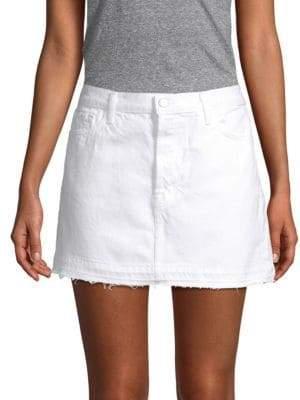 J Brand Bonnie Mini Skirt