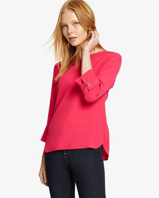 at Phase Eight Phase Eight Bettie Cuff Blouse