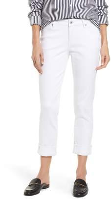 Jag Jeans Carter Girlfriend Stretch Cotton Jeans