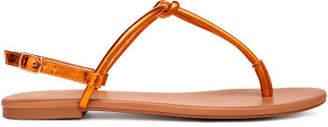 H&M Toe-post sandals
