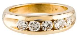 Ring 14K Diamond Wedding
