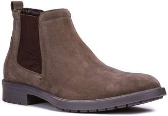 16cb43709d0 Geox Kapsian Suede Chelsea Boot