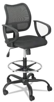 Vue Safco Products Company Safco Apprentice II Extended Height Chair Arms Safco Products Company