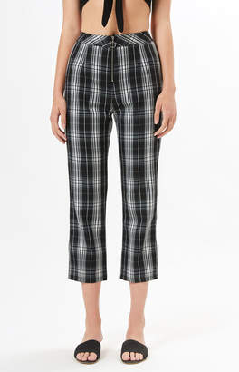 KENDALL + KYLIE Kendall & Kylie Zip Front Pants