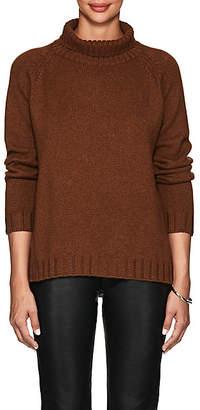 Barneys New York Women's Cashmere Turtleneck Sweater - Amber