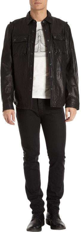 John Varvatos Bomber Jacket