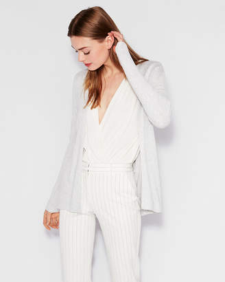Express Ribbed Belted Cover-Up