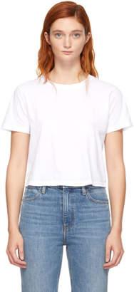 Amo ホワイト Babe T シャツ