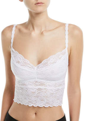 Cosabella Never Say Never Cropped Lace Camisole