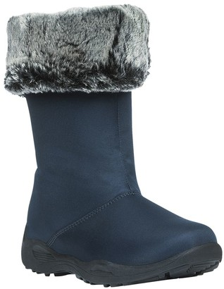 Propet Nylon Winter Boots - Madison Tall