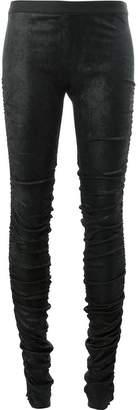 Ilaria Nistri trousers with gathered leg