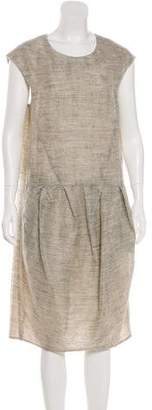 Marni Mohair-Blend Dress