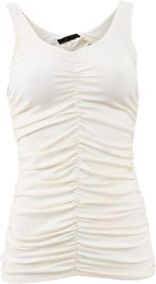 The Row Damia Ruched Tank