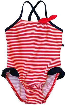Plum Toddler Girls Nautical One Piece