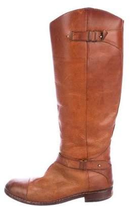 Rag & Bone Leather Knee-High Boots