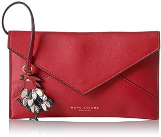 Marc Jacobs Women's Rooster Envelope Coin Purse