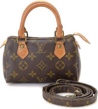 Louis Vuitton Mini Sac HL Speedy Handbag - Vintage