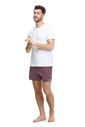 Country Road Fine Stripe Boxer