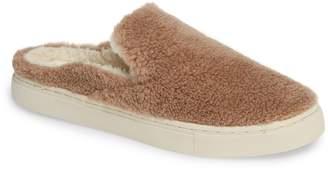 Billabong Carefree Faux Fur Mule Sneaker