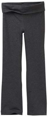 Joe Fresh Roll Down Yoga Pants (Big Girls)