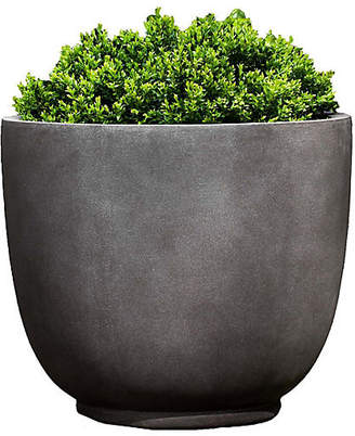 Campania International Danilo Outdoor Planter - Concrete