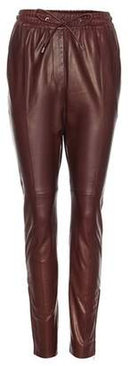 Givenchy Leather trousers