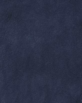 Serena & Lily Cottswald Leather - Navy