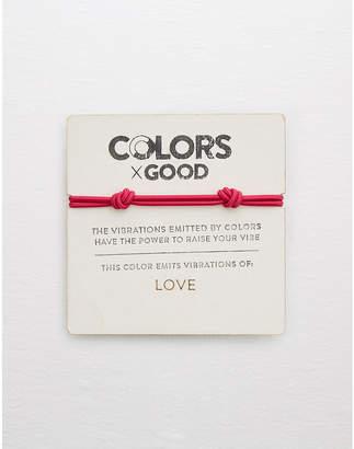 aerie Colors X Good Mood Bracelet
