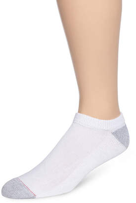 Hanes Mens 10-pk. Cushioned Foot No Show Socks