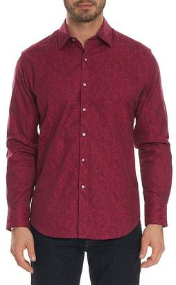 Robert Graham Glenoaks Long Sleeve Classic Fit Shirt