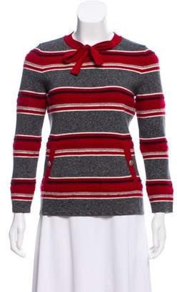 Chanel Paris-Dallas Cashmere Sweater