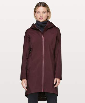 Lululemon Rain Rules Jacket