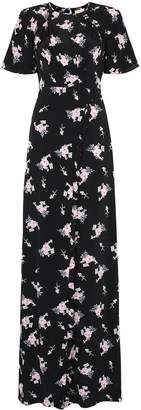 By Ti Mo byTiMo small bouquet floral-print maxi dress
