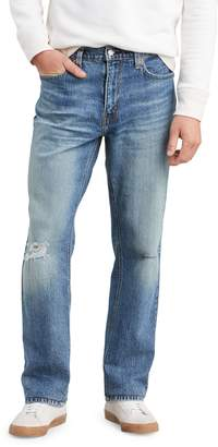 Levi's 541 Athletic Tapered Leg Jeans