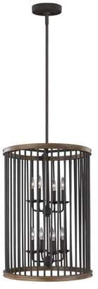 Feiss 8-Light Foyer Lantern