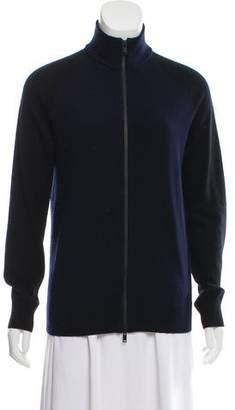Theory Wool Bicolor Sweater