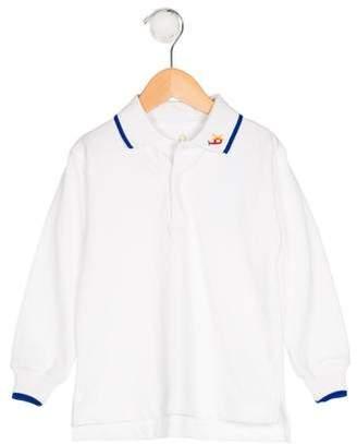Florence Eiseman Boys' Collared Polo Shirt