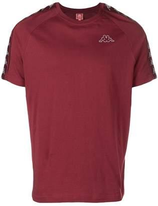 Kappa logo stripe T-shirt