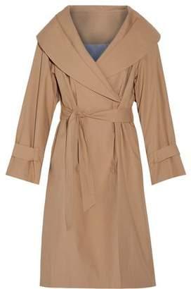 Sea Cotton-Gabardine Trench Coat