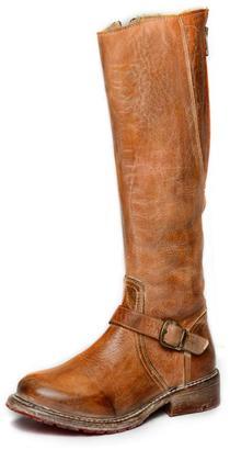 Bedstu Glaye Equestrian Boot $295 thestylecure.com